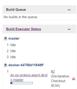 Building Docker Images in a Jenkins Pipeline with a DIND Jenkins